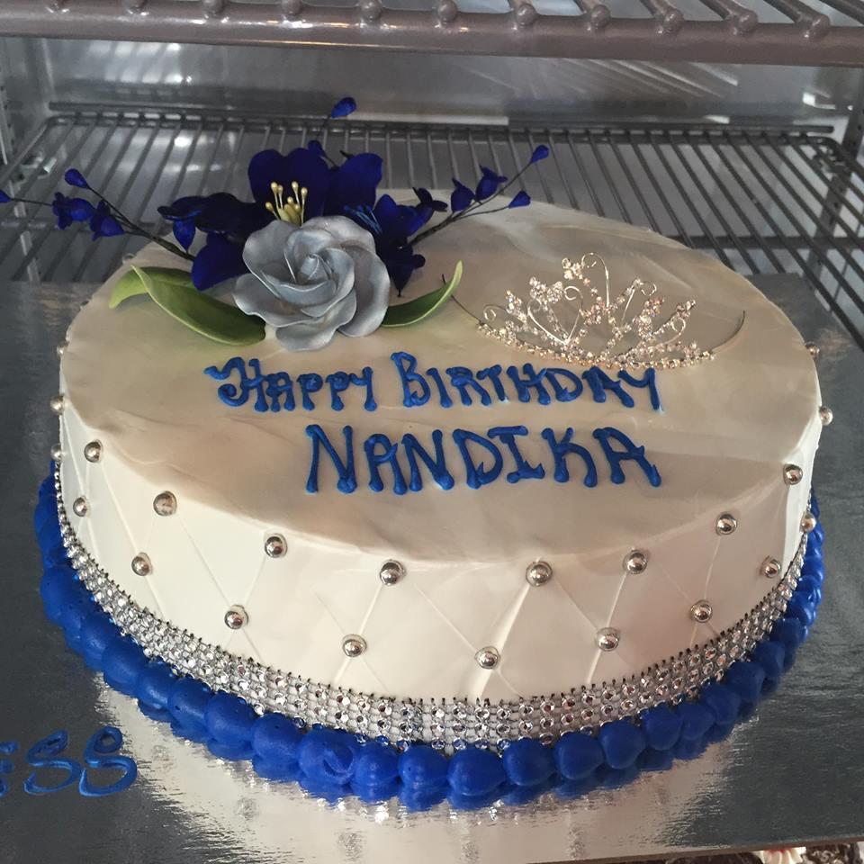 Happy Birthday Reet Cake Image